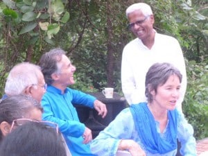 Krishnadas, Madhukar and Mantradevi