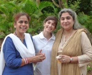 Suvarna, Narayani and Sangeeta