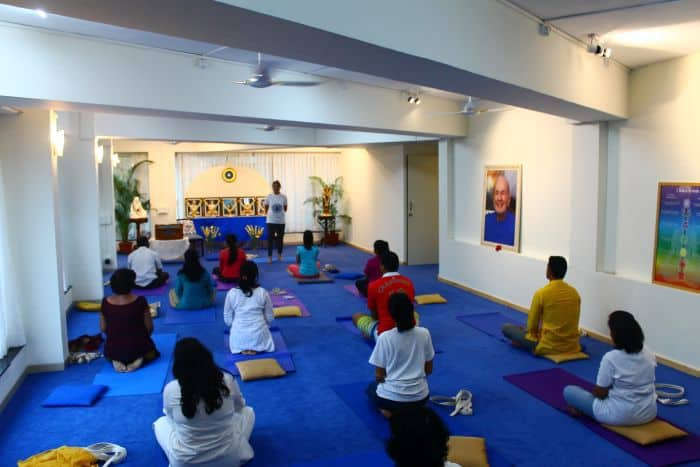 Meditation and Yoga Class