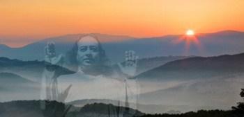 Yogananda in Hills