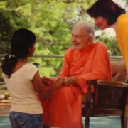 Gaurja and Swamiji