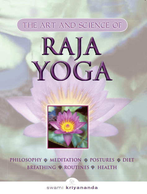 Art & Science of Raja Yoga